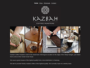Kazbah Coffee Roasters